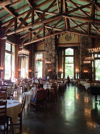 Ahwahnee Dining Room Bild Von The Majestic Yosemite Dining Room Mesmerizing Ahwahnee Dining Room