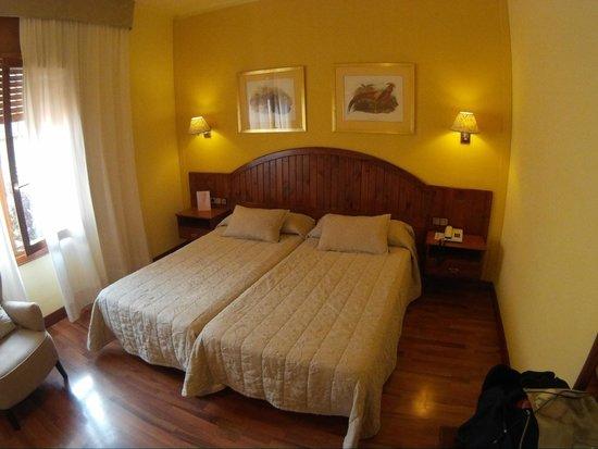 Hotel Pessets & Spa: habitació