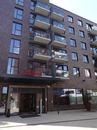 Adina Apartment Hotel Hamburg Michel: Außenansicht