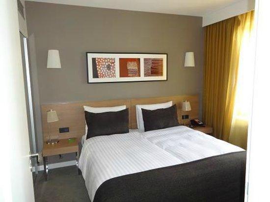 Adina Apartment Hotel Hamburg Michel: Schlafzimmer 3