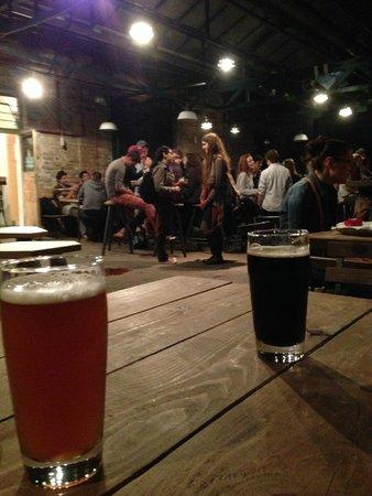 Eleszto Craft Beer Bar: Bière Cingulus