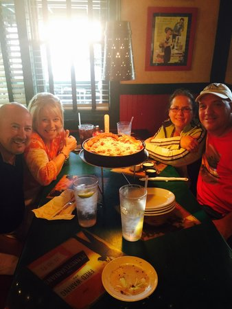 Oregano's Pizza Bistro: Awesome place! Must eat if you're in Flagstaff!