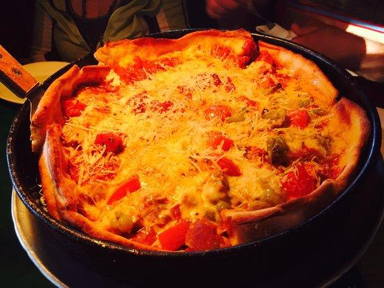 Oregano's Pizza Bistro: Awesome!