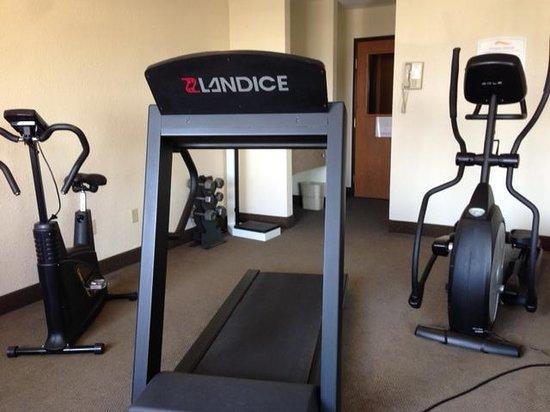 Baymont Inn & Suites Tuscola: fitness center