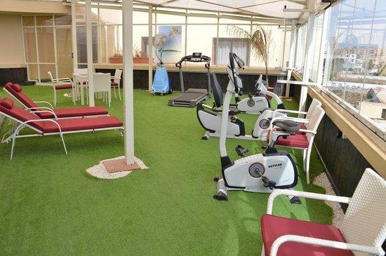Hôtel Liberté : fitness