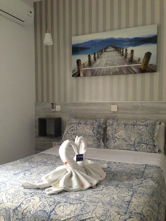 Hostal Main Street Madrid: Quarto 6
