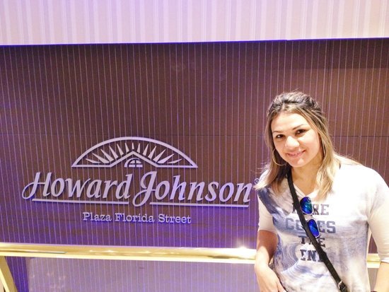 Howard Johnson Plaza Florida Street: recepção