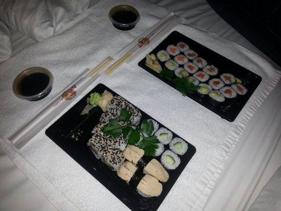 Katana Sushi : sehr lecker!!!