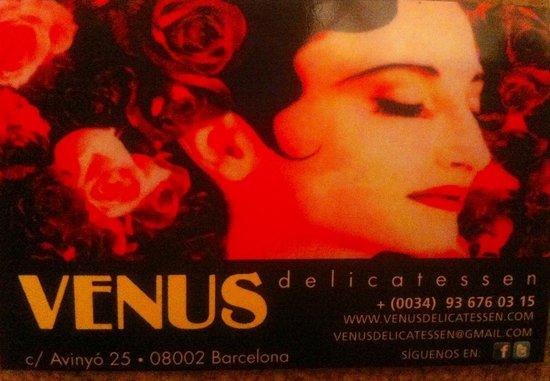 VENUS Delicatessen Barcelona: Venus