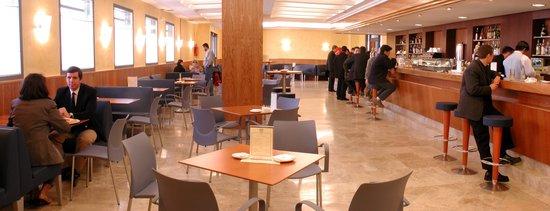 Extremadura Hotel: Cafetería