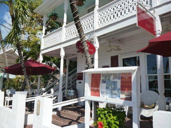 Speakeasy Inn: Entrata