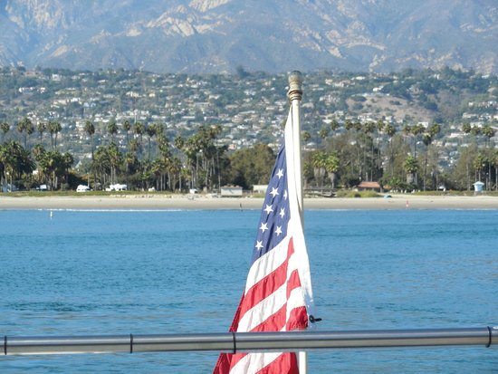 Celebration Cruises of Santa Barbara day trips: Another Beautiful View from the boat
