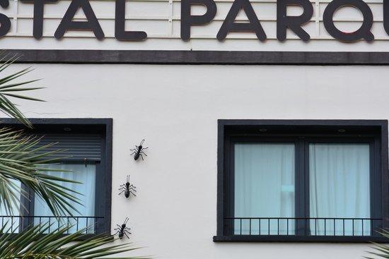 Hostal Parque-Ibiza