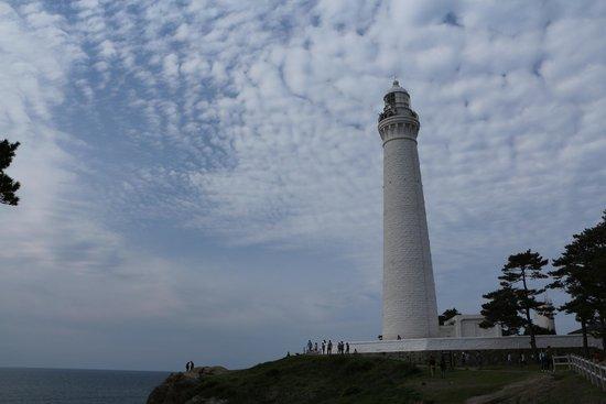 Izumo Hinomisaki Lighthouse: 灯塔高日本一