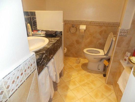 Hotel Farah Marrakech: Room