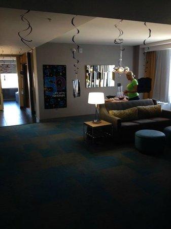 Aloft Oklahoma City Downtown Bricktown : Room view