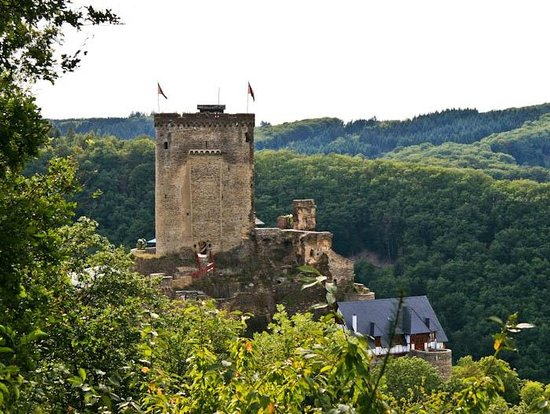Ehrenburg Castle