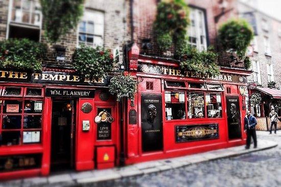 The Temple Bar Pub: Good craic