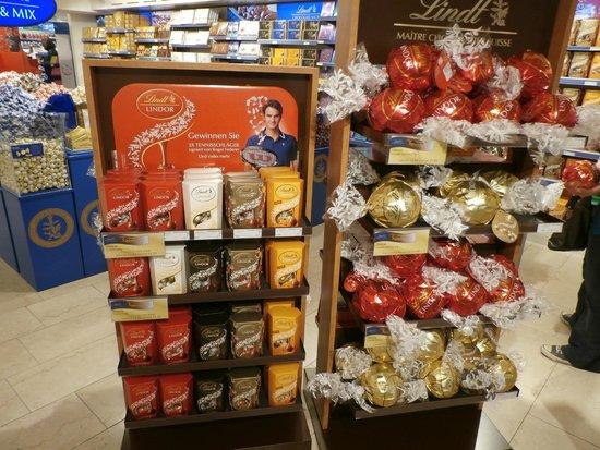 Lindt Chocolate Factory Tour Aachen