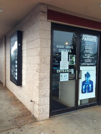 Kukui Grove Cinema 110