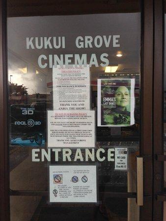 Kukui Grove Cinema 26