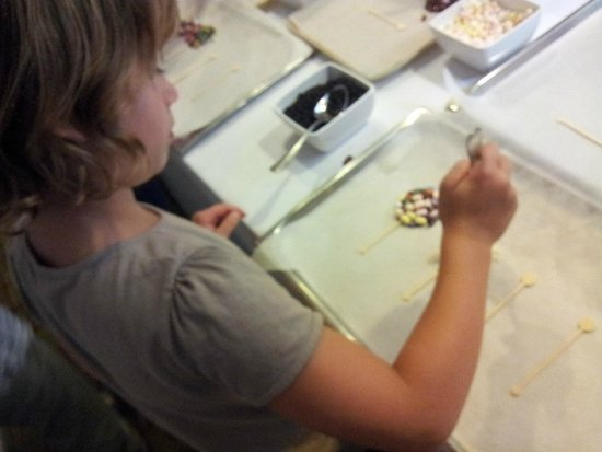 Bilderberg Hotel 't Speulderbos : Kookworkshop Chocololly's