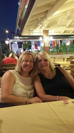 Liman Restaurant : The ladies again!