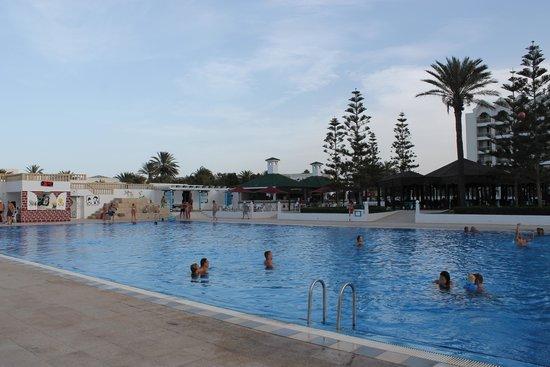 Amir Palace: piscine
