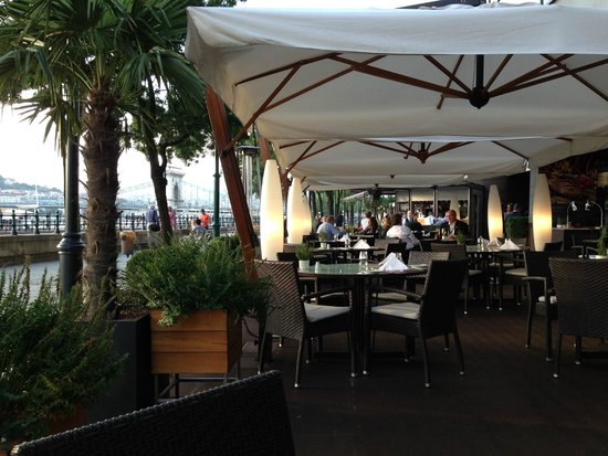 InterContinental Budapest: Corso Bar
