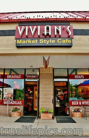 Vivian's Market Style Cafe