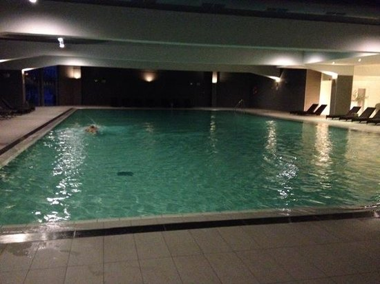 Olympic indoor swimming pool Picture of Park Plaza Histria Pula