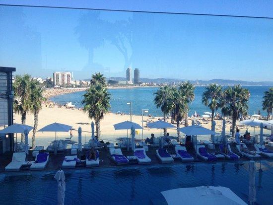 Salt beach bar foto di w barcelona barcellona tripadvisor for W barcelona bar