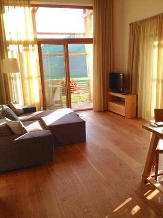 Hotel Gitschberg: Suite Milla