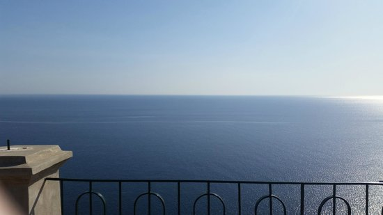 Santa Caterina Hotel: View of the sea