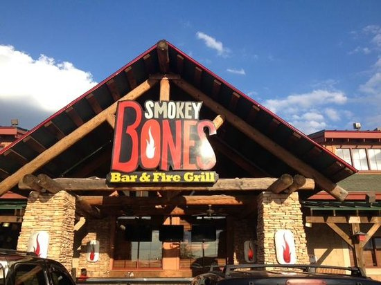Smokey Bones Restaurant Dayton Ohio