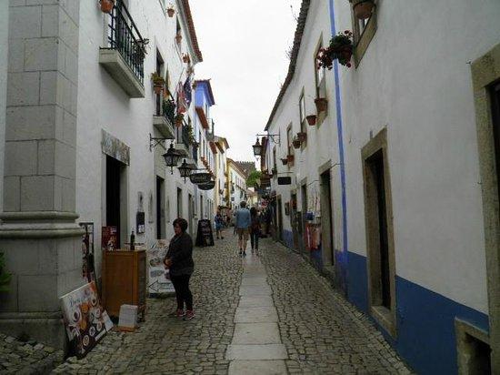 O Lidador: Rua Direita, 19 Òbidos