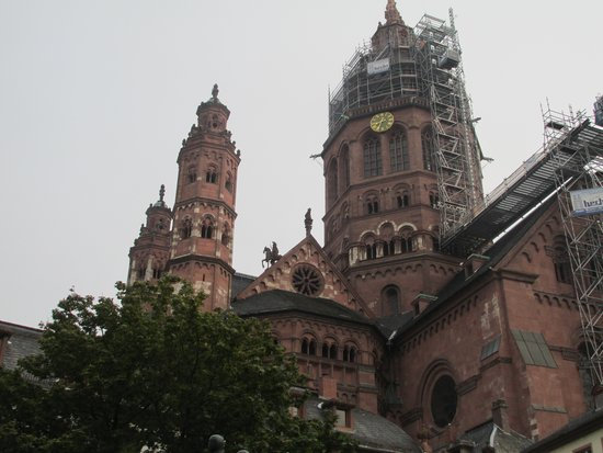 Walking Mainz: Mainz