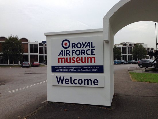 The Royal Air Force Museum London: Welcome