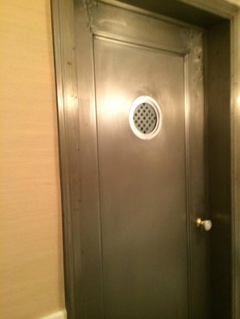 Great art deco style elevator.. - Picture of The Franklin, New York ...
