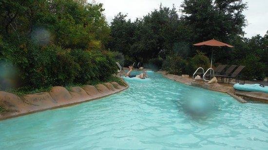 Hyatt Wild Oak Ranch: Lazy river
