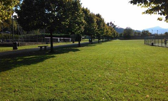 Servigliano, Italy: Il parco