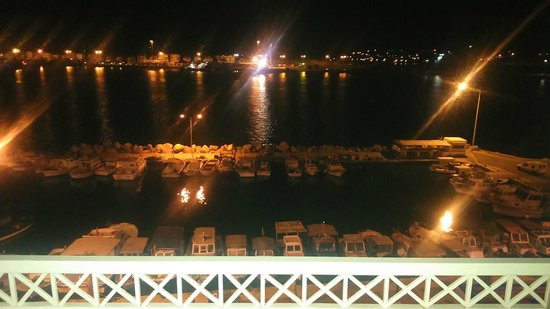 Larimar Boutique Hotel: night view
