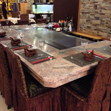 Asia Restaurant : Teppan—Yaki
