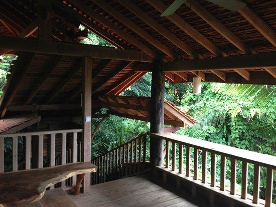 Veranda Natural Resort : Stunning view to the ocean