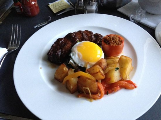 The Surrey: in-room dining