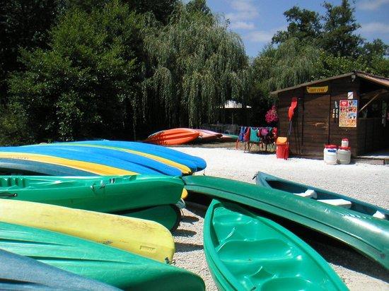 Canoes Riberac