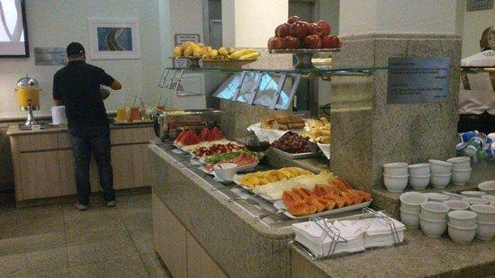 Hotel Regina: Café da manhã