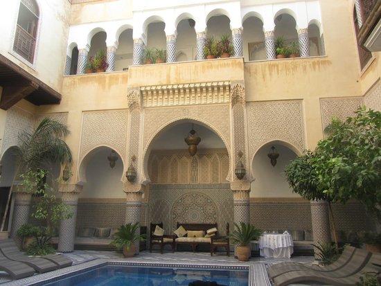 Riad Salam Fes : Le Riad