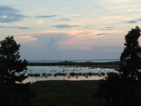 Hampton Inn Mobile-East Bay/Daphne: Beautiful sunsets