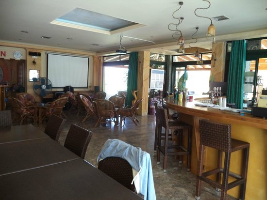 The Olive Grove Apartments: bar